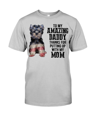 Amazing Daddy - Yorkshire Terrier