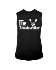 The Chihuahua Father Sleeveless Tee thumbnail