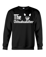 The Chihuahua Father Crewneck Sweatshirt thumbnail