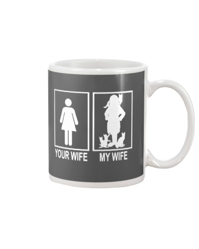 MY WIFE LOVE CATS