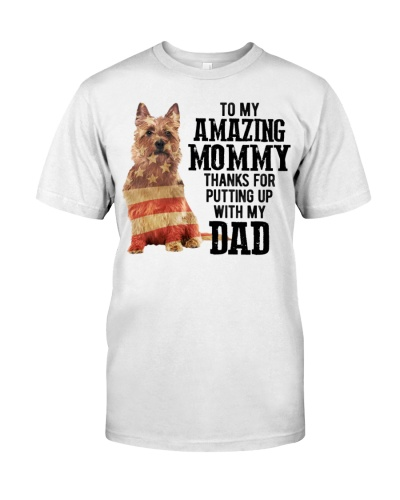 Amazing Mommy - Australian Terrier