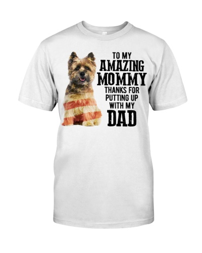 Amazing Mommy - Cairn Terrier