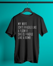 My Wife Classic T-Shirt lifestyle-mens-crewneck-front-3