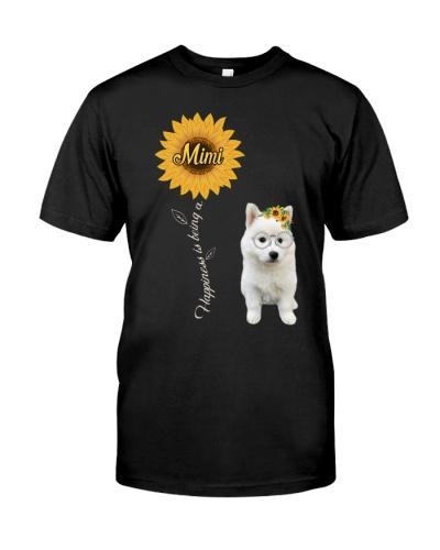 White Husky Mimi Sunshine