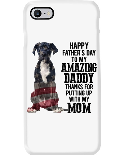 Father Day - Great Dane
