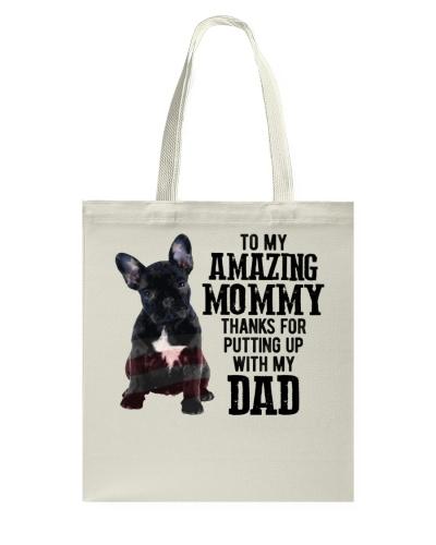 Amazing Mommy - French Bulldog