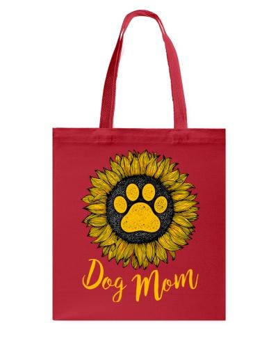 Dog Mom Sunflower
