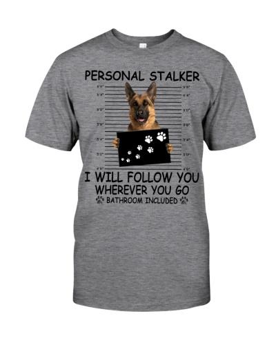 Personal Stalker - German Shepherd
