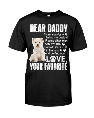 Westie - Dear Daddy