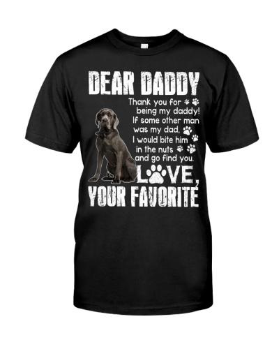 Neapolitan Mastiff - Dear Daddy