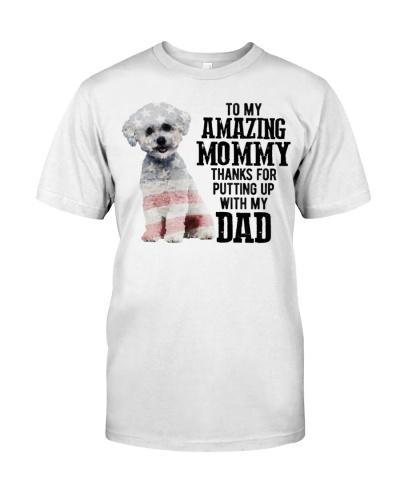 Amazing Mommy - Bichon Frise Dog