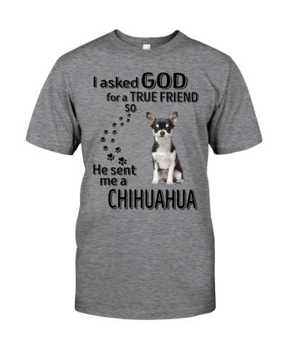 Chihuahua True Friend