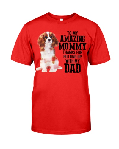 Amazing Mommy - Cavalier King Charles Spaniel