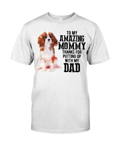 Amazing Mommy - Cavalier King Charles Spaniel