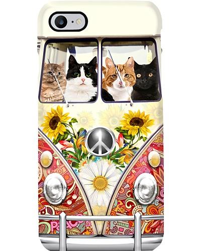 Cat Hippiebus