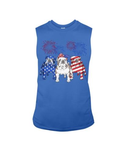 American English Bulldog