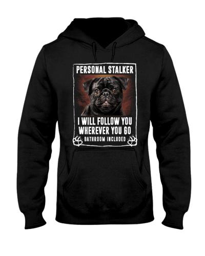 Pug - Personal Stalker