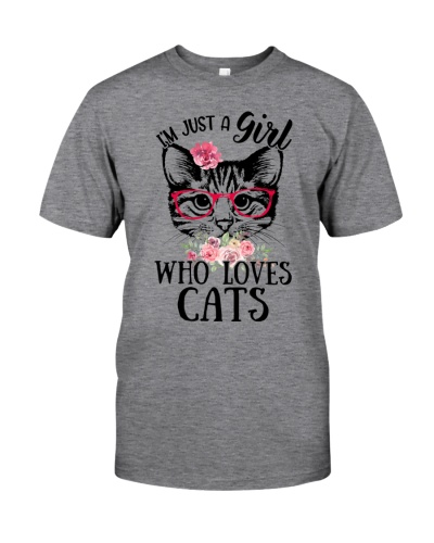 I'm just a girl who loves Cats