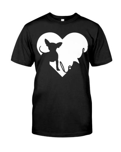 Heart Love - Chihuahua