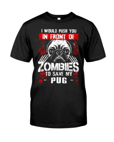 Pug Zombies