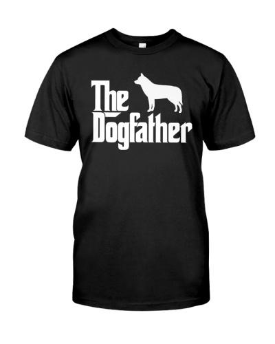 Husky tee The Dog Father