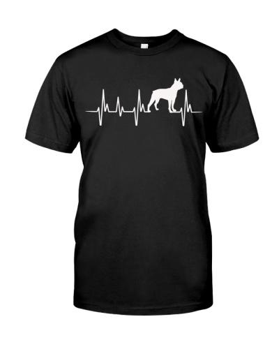 Boston Terrier  HeartBeat