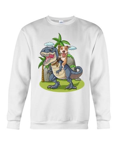 Pitbull Dinosaur
