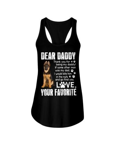 Dear Daddy German Shepherd