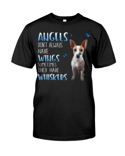 Rat Terrier Angels Don't Always Have Wings