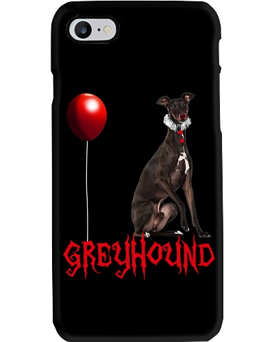 GreyHound- Halloween Clown