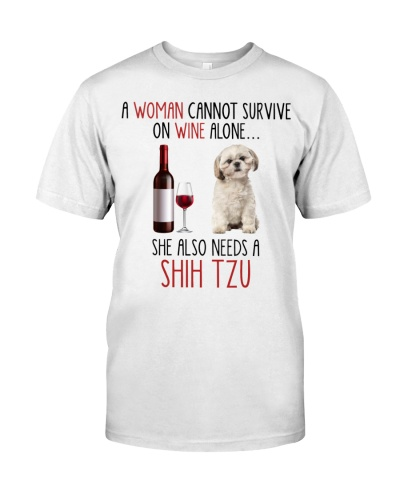 She Also Needs - Shih Tzu Dogs