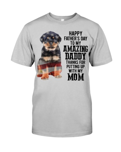 Father Day - Rottweiler