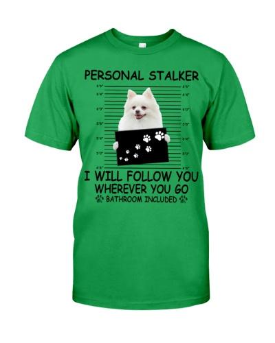 Personal Stalker Pomeranian