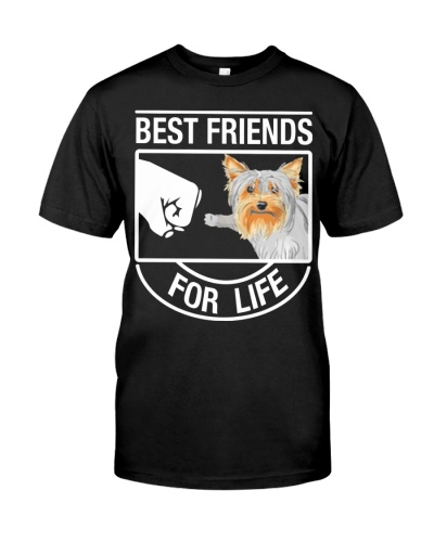Best Friends For Life - Yorkshire Terrier