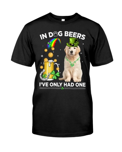 Golden Retriever - Beers I've Only Had One