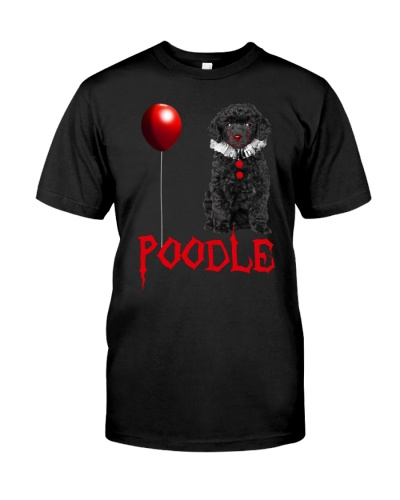 Poodle Halloween