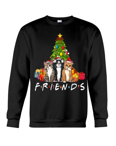 Cats Friend Christmas