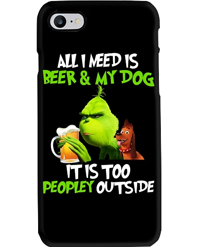 All i need is Beer dog