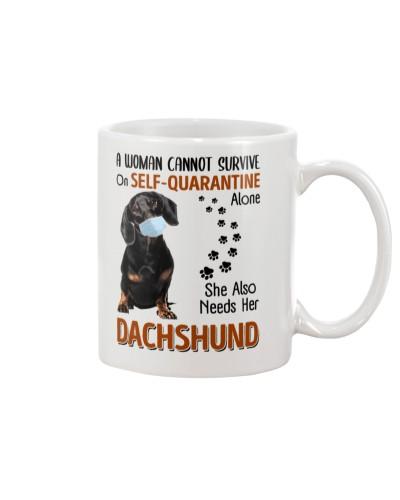 Quarantine With Dachshund