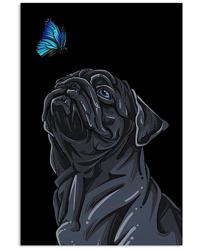 Pug heaven butterfly