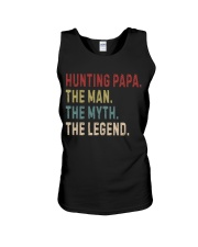 Hunting PAPA Unisex Tank front