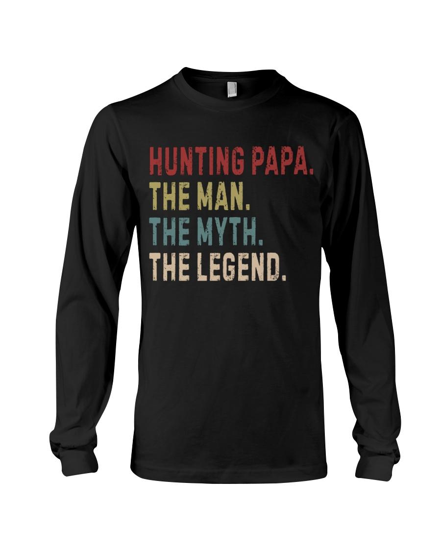 Hunting PAPA Long Sleeve Tee