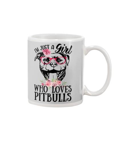 I'm just a Girl who loves Pitbull