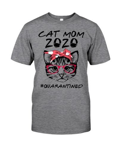 Cat Mom 2020 - Quanrantined