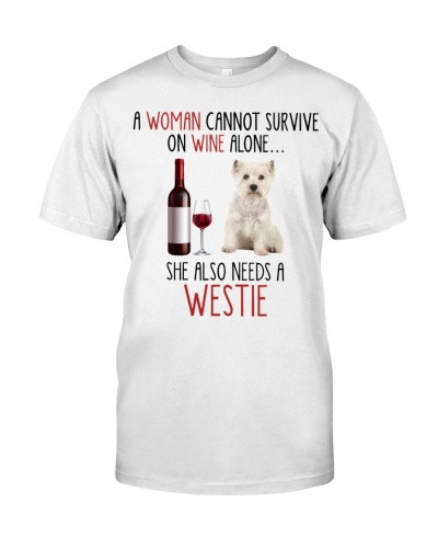 She Also Needs - Westie