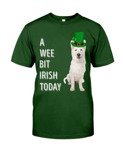 White German Shepherd Irish Today