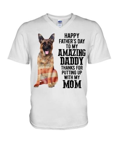 Father Day - German Shepherd
