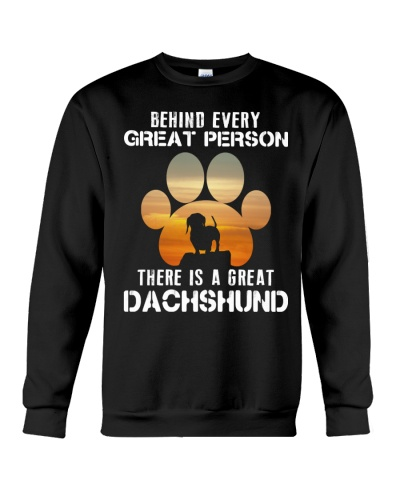 Dachshund Great Person Great Dog