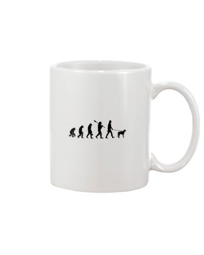 Evolution To - Scottish Deerhound