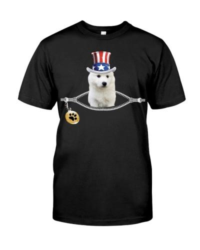 Zip - White Husky